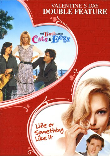 Truth About Cats & Dogs / Life or Something Like It - Valentine's Day Double Feature - WS/FS