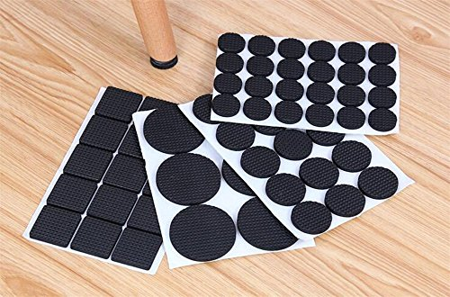 Mytop Self Stick Rubber Anti Skid Pad Value Pack Furniture And Floor  Protectors Anti Skid U0026 Scratch Rubber Furniture Protection Pads Kit U0026 Self  Adhesive ...