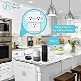 DILISENS Smart Plug Wi-Fi Mini Sockets 15A Timing