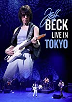 Live In Tokyo [Blu-ray]  Directed by Jeff Beck