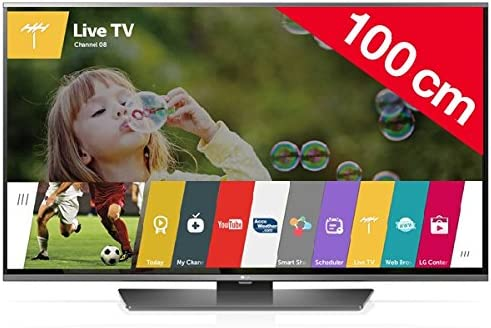 40lf630 V – Televisor LED Smart TV + Juego de montaje en pared N ° 2 + Cable HDMI: Amazon.es: Electrónica