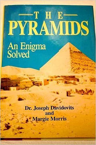 The Pyramids: An Enigma Solved: Amazon.es: Davidovits, Joseph, Morris, Margie: Libros en idiomas extranjeros