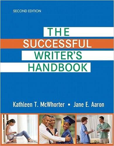 The Successful Writer's Handbook (2nd Edition)