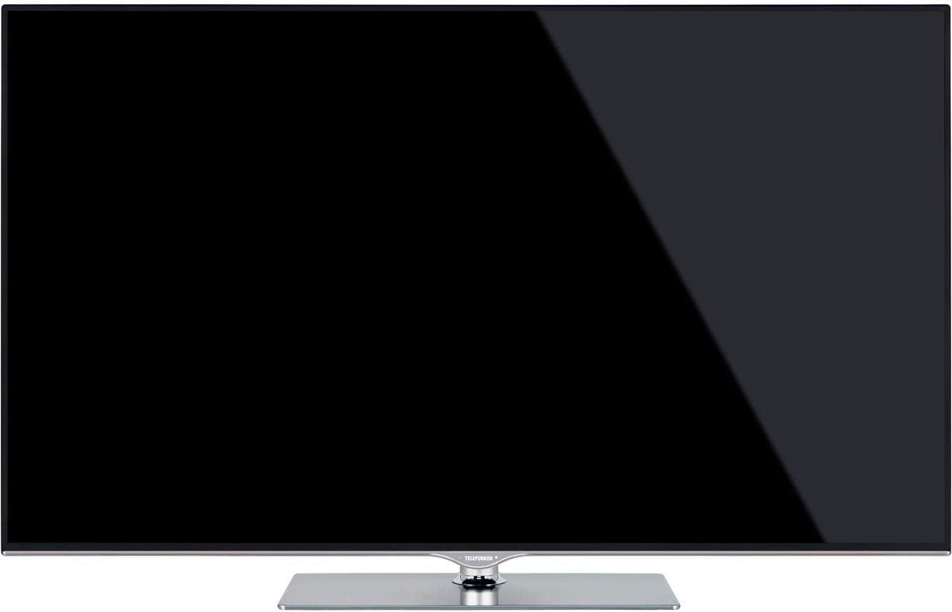 Telefunken l49u405 b4cw, 4 K/UHD de Smart TV, 124 cm [49] – Negro: Amazon.es: Electrónica
