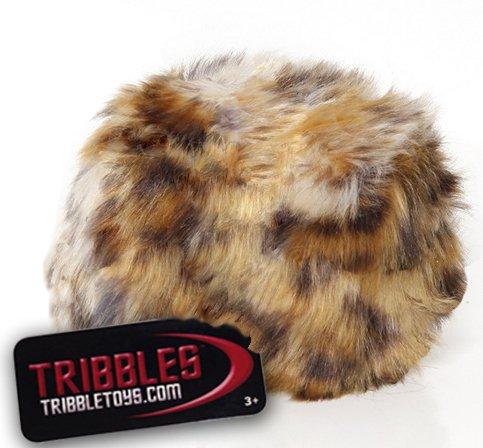 - STAR TREK PLUSH TRIBBLE - Leopard Camouflage - Small Size