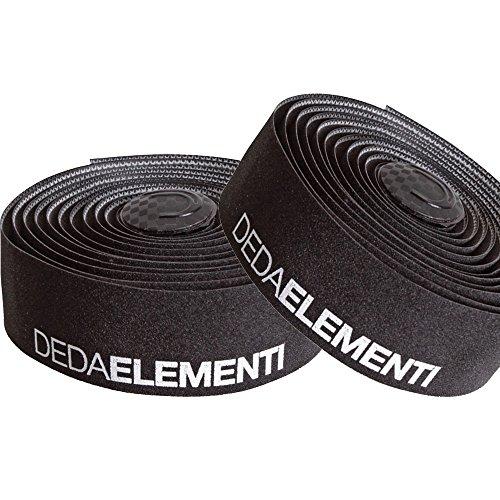 Deda Elementi Squalo Ruban pour guidon Noir/Blanc Deda Elementi Handlebar Tape