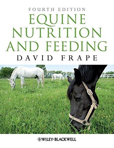 Equine Nutrition and Feeding por David Frape