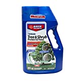 Bayer Advanced Tree & Shrub Protect & Feed Multiple Insects Granular 4 Lb.