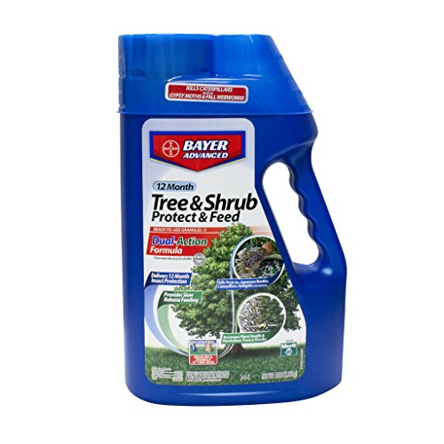 Bayer Advanced Tree & Shrub Protect & Feed Multiple Insects Granular 4 Lb. by Bayer Advanced