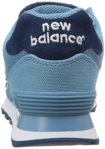 New Balance para mujer Classics Traditionnels textil entrenadores Azul