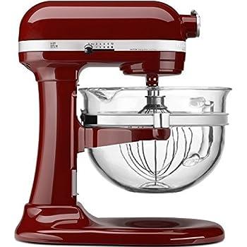 Amazon Com Kitchenaid Kf26m2xgc 6 Qt Professional 600