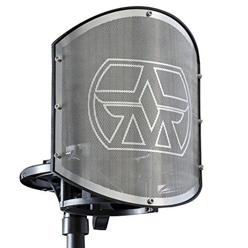 Aston Microphones SwiftShield Universal Shockmount and Pop Filter