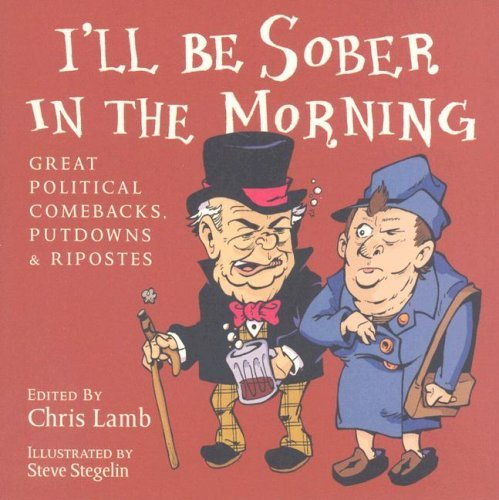 Read Online By Chris Lamb I'll Be Sober in the Morning (1st First Edition) [Paperback] pdf
