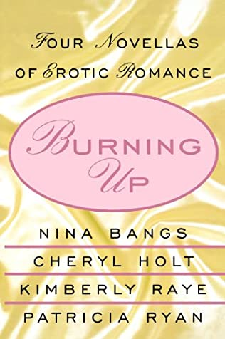 book cover of Burning Up