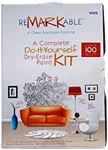 Remarkable white whiteboard paint 100 square for Remarkable whiteboard paint reviews
