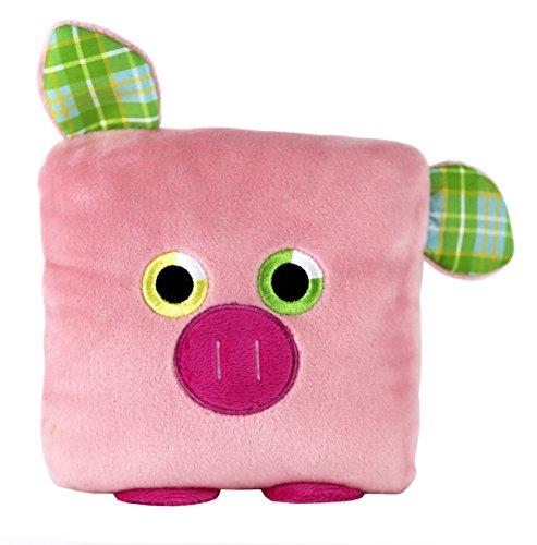 Donkey Teeth (Poketti Plushies Plush Toy Pig - Flynn the Pig Stuffed Animal by Poketti Plushies with Pocket Powers Series2)