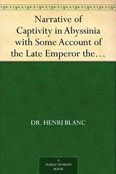 Narrative Captivity Abyssinia Account Theodore ebook product image