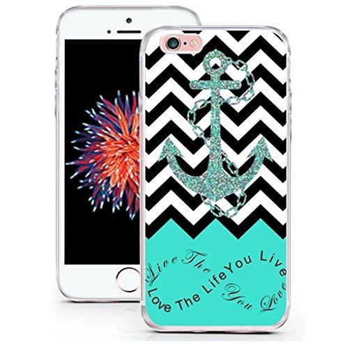 Iphone 6S Case Apple Iphone 6 Case Chevron Anchor Live