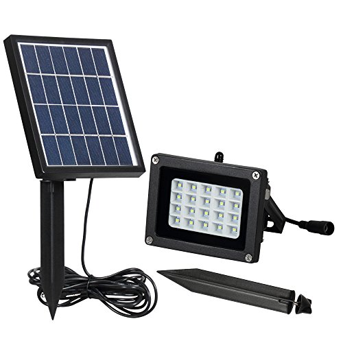 Solar Panel Decking Lights
