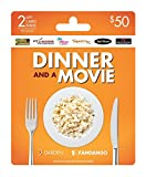 Darden is the world's largest full-service restaurant company, with over 1,500 restaurants in all 50 states.  Fandango is Your Ticket to the Movies.  Fandango gift cards make the perfect gift for every occasion.  Use to purchase tickets for t...