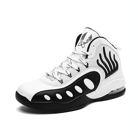 Hy High Pu Da Top Uomo Basket Primaveraautunno Scarpe Comfort kwuXiTOPZl