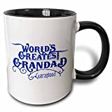 Best 3dRose Father In The Worlds - 3dRose mug 219403 4 Worlds Greatest Grandad Guaranteed Review