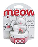 : Joie Meow Cat Theme 60-Minute Kitchen Timer Home Decor Products