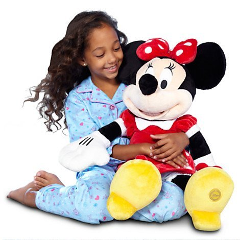 Disney Store Red Minnie Mouse 25
