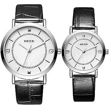 Sports watches Relojes de Hombre Pareja Reloj de Moda/Reloj de Pulsera Cuarzo/Piel