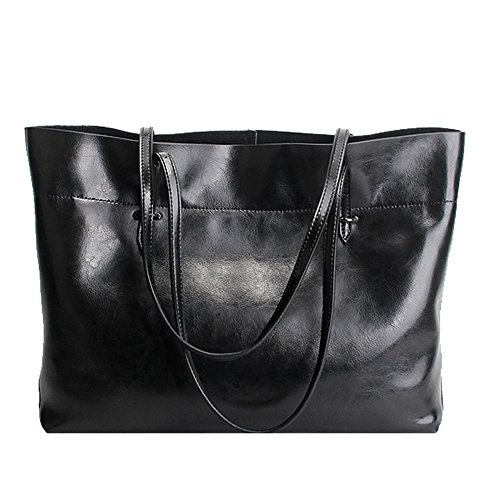 Sac Valin épaule en à main femme cuir Sac portés fashion 8825A Noir LF fqqw4zxZS