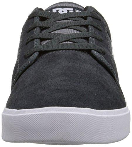 DC RD GRAND de la Hombres Skate Zapatos Gris/Blanco