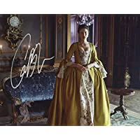 Caitriona Balfe OUTLANDER In Person Autographed Photo