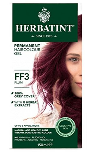 Herbatint Flash Fashion Plum 4.16 Ounces HT00303