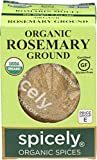 Ground Rosemary Powder-4oz-Easily Incorporates into Dishes