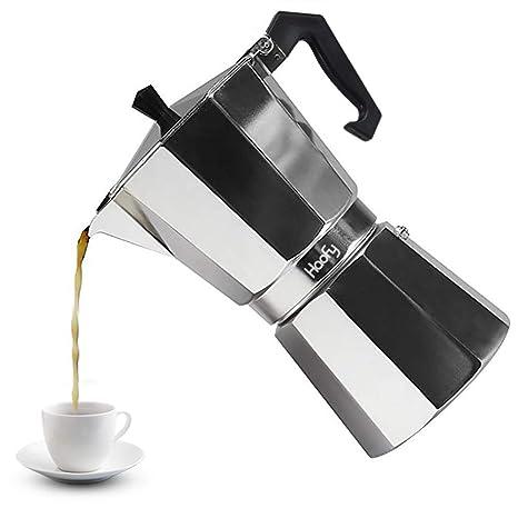 Cafeteras italianas de Acero Inoxidable Cafetera Espresso ...