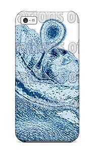 linJUN FENGFashion NnxYABI10261rMyZd Case Cover For iphone 5/5s(abstract 3d White Rain Logo )
