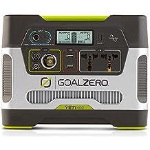 Goal Zero 23000 Yeti 400 Solar Generator by Goal Zero