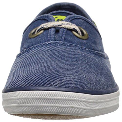 Keds Breeze de la mujer lavado a la sal Fashion Sneaker Marino