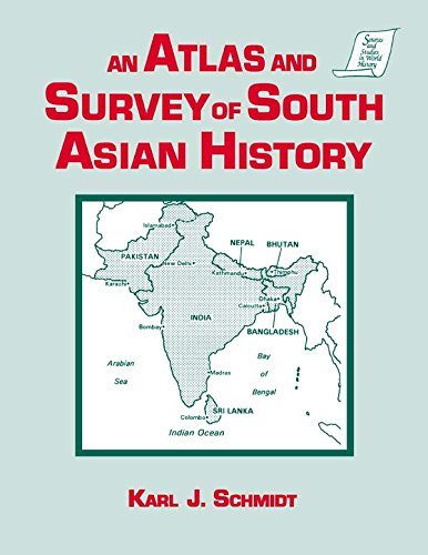 An Atlas and Survey of South Asian History Pdf