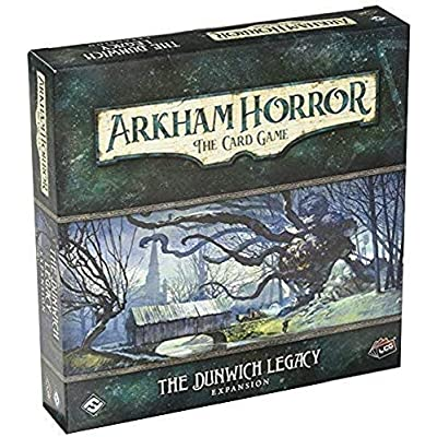 Arkham Horror: The Dunwich Legacy Deluxe: Toys & Games