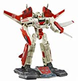 Titanium Series Transformers 6 Inch Metal Cybertron Heroes Jetfire