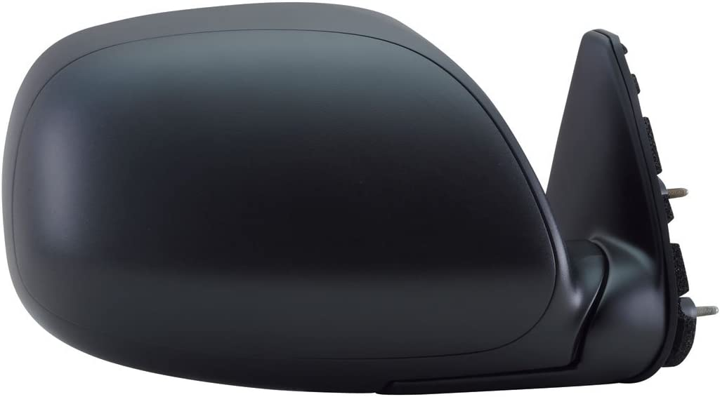 Fit System 70053T Toyota Tundra Passenger Side Replacement OE Style Manual Folding Mirror