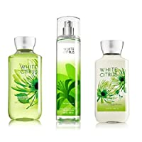 Bath and Body Works - Signature Collection - WHITE CITRUS - Shower Gel - Fine Fragrance...