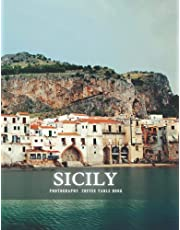 Sicily Photography Coffee Table Book: Beautiful Pictures For Relaxing & Meditation , For Travel Lovers and Seniors with Alzheimer's & Dementia Patients to help them to Stimulate The Memories