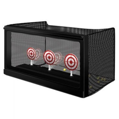 (Crosman Auto-Reset AirSoft Target, Practice Shooting Range, New)
