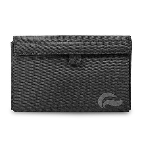 Skunk Mr Slick Smell Proof Bag 8''x5'' (Black) by Skunk