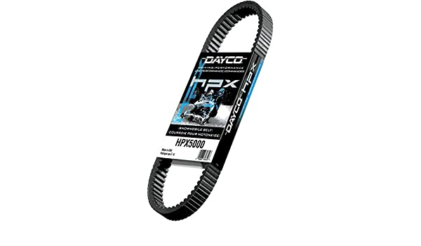 Dayco Snowmobile HPX High Performance Extreme Drive Belt HPX5011 Arctic Cat Wildcat 1990-1993