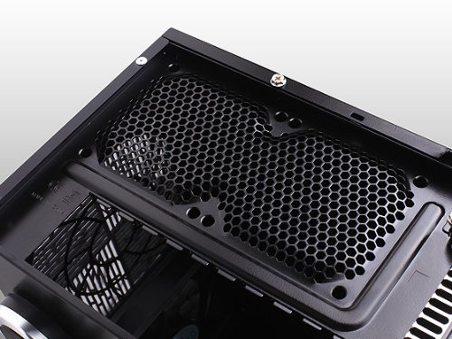 Silverstone Tek GD08B Aluminum Extended ATX / SSI-EEB compatible / SSI-CEB HTPC Computer Case Cases – Black by SilverStone Technology (Image #12)