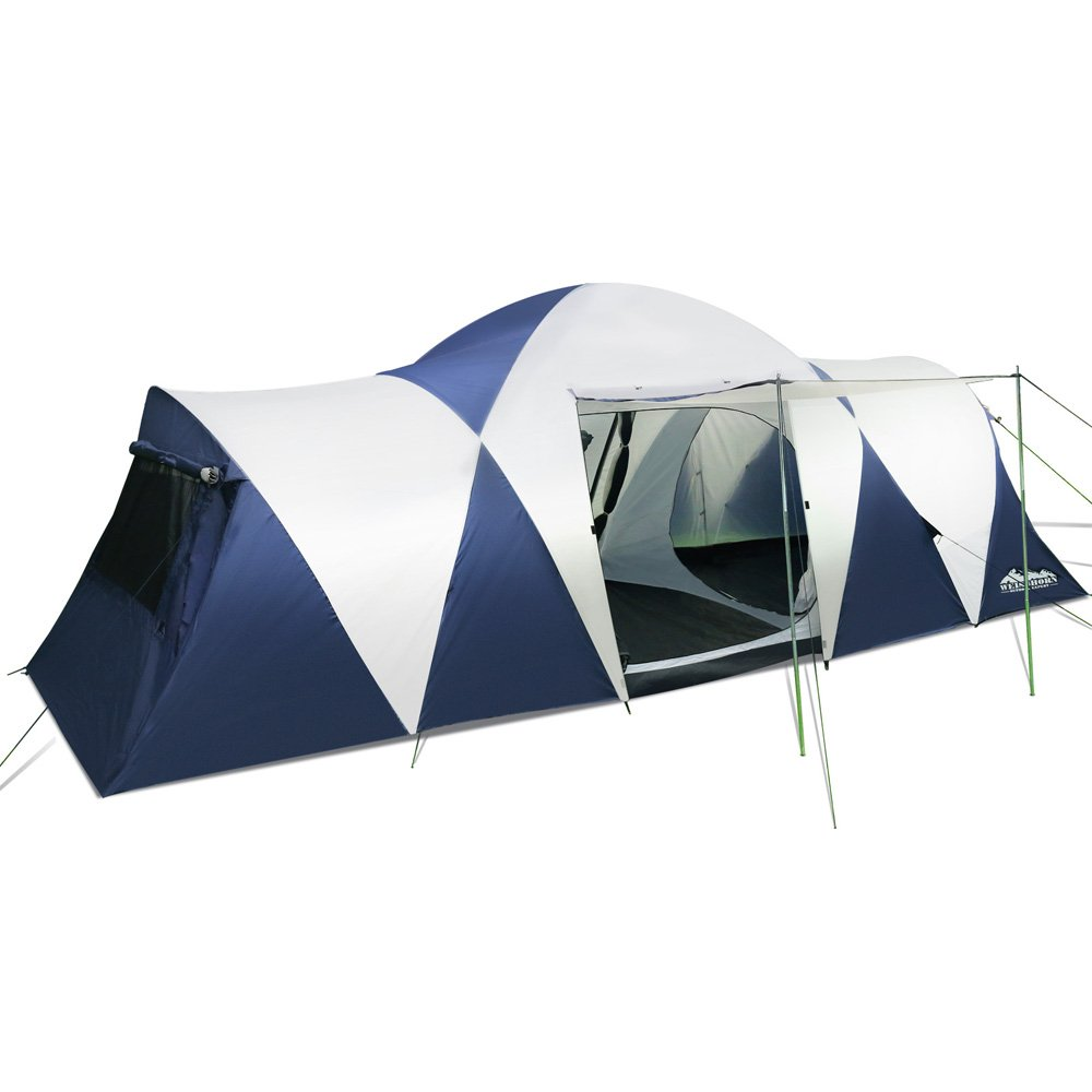 Weisshorn 12 Person Family Camping Dome Tent
