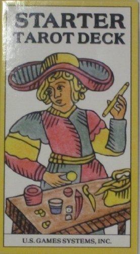 Starter Tarot Cards Deck by US Games